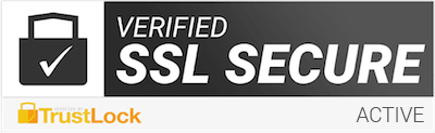 Verified SSL Secure